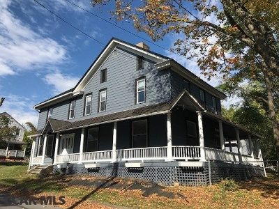 Single Family Home For Sale: 205 Main Street N