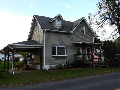 Single Family Home For Sale: 1683 Bell Tip Road
