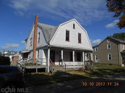 Single Family Home For Sale: 137 Maple Street