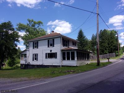 Single Family Home For Sale: 1338 Old Route 322