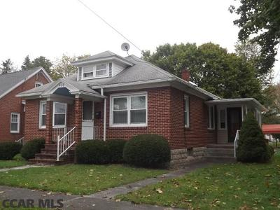 Philipsburg Single Family Home For Sale: 406 5th Street N