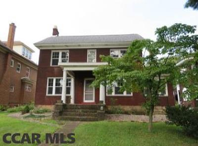 Single Family Home For Sale: 215 State Street