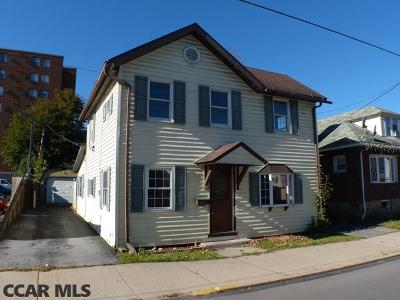 Single Family Home For Sale: 323 N 2nd Street N