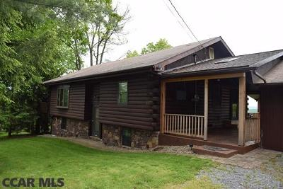 Single Family Home For Sale: 1704 Moose Run Road