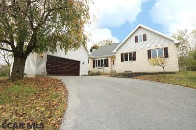 Single Family Home For Sale: 114 Elm Road