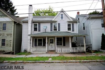 Bellefonte Single Family Home For Sale: 374 Reynolds Avenue