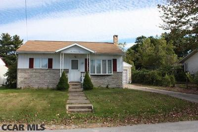 Philipsburg Single Family Home For Sale: 504 Kinkead Street