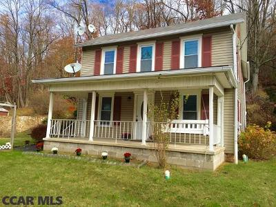 Philipsburg Single Family Home For Sale: 1630 State