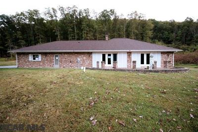 Single Family Home For Sale: 618 Hoffman Drive
