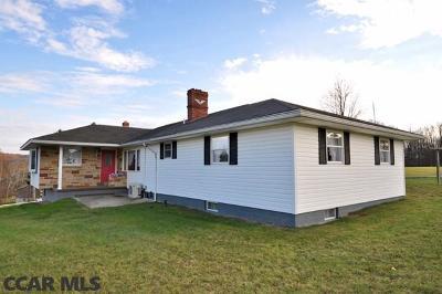 Philipsburg Single Family Home For Sale: 282 Scott Lane