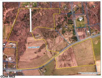Residential Lots & Land Sold: Lot # 3 Lanhorne Lane