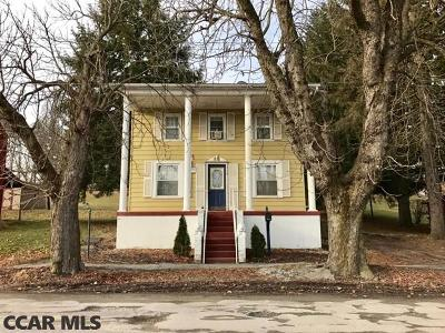 Single Family Home For Sale: 315 Laura Street