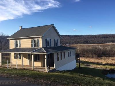 Single Family Home For Sale: 1057 River Road