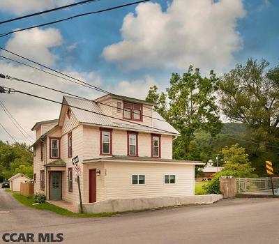 Single Family Home For Sale: 523 Main Street