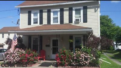 Philipsburg Single Family Home For Sale: 709 Locust Street