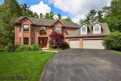 State College PA Single Family Home For Sale: $769,900