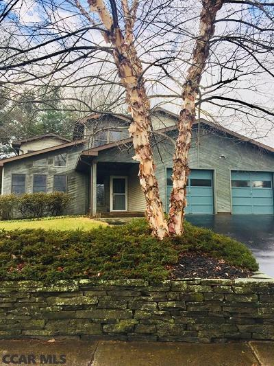 State College PA Single Family Home For Sale: $339,000