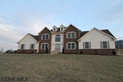 State College PA Single Family Home For Sale: $625,000