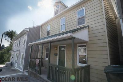 Bellefonte Single Family Home For Sale: 235 Penn Street N