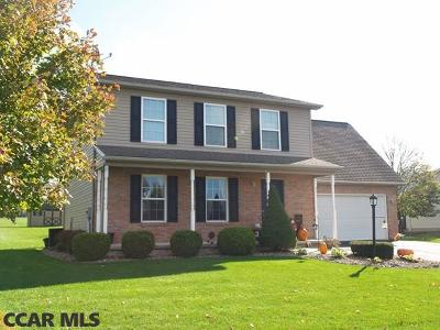 Single Family Home For Sale: 246 Meadow Lane