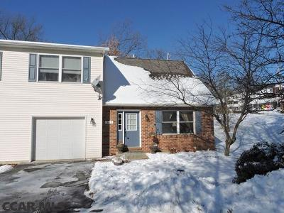 State College PA Condo/Townhouse For Sale: $265,000