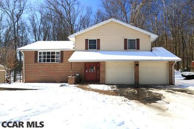 State College PA Single Family Home For Sale: $315,000