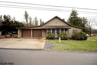 Blanchard PA Single Family Home For Sale: $94,500
