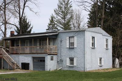 Bellefonte Single Family Home For Sale: 113 Elm Street