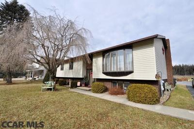 Single Family Home For Sale: 51 Knox Run Road