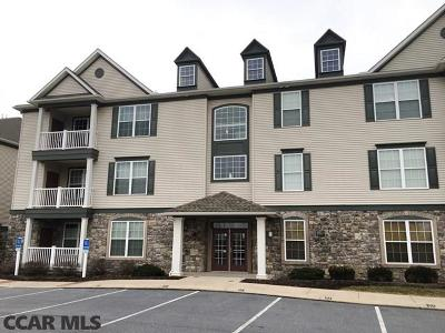 State College Condo/Townhouse For Sale: 113-203 Alma Mater Drive #203