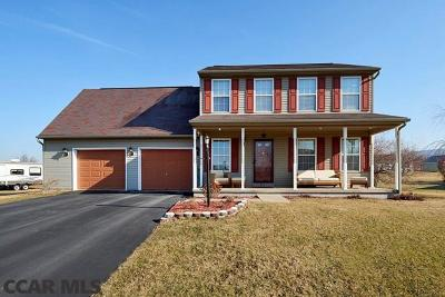 Single Family Home For Sale: 316 Meadow Lane