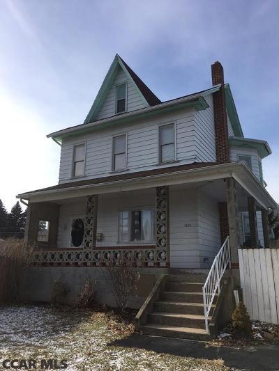 Single Family Home For Sale: 1004 Hudson Avenue