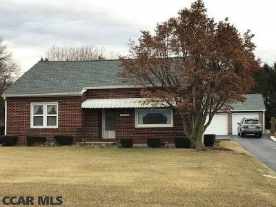 Single Family Home For Sale: 74 Maple Grove Road