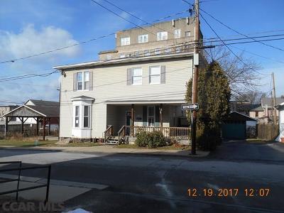 Philipsburg Single Family Home For Sale: 207 Beaver Street E