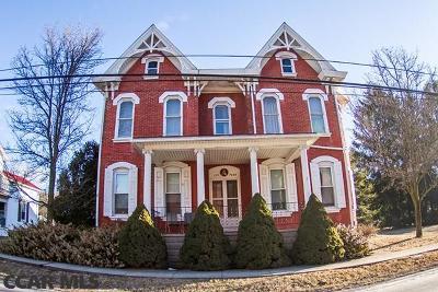 Single Family Home For Sale: 139 Penn Street