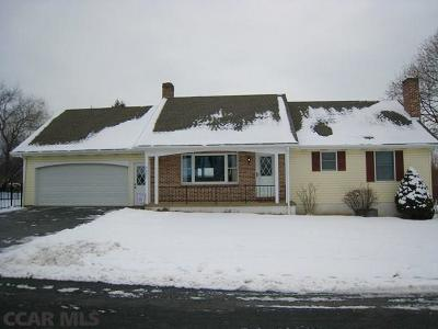 State College Single Family Home For Sale: 3001 Wells Terrace