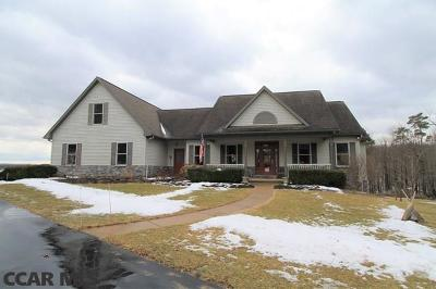 Single Family Home For Sale: 117 Heiskel Drive