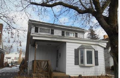 Philipsburg Single Family Home For Sale: 414 6th Street N