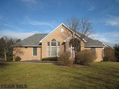 State College Single Family Home For Sale: 442 Scenery Drive