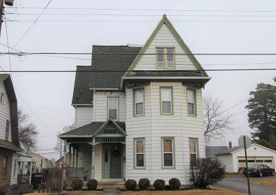 Bellefonte Single Family Home For Sale: 609 Bishop Street E