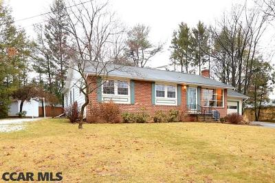 State College Single Family Home For Sale: 1312 Penfield Road