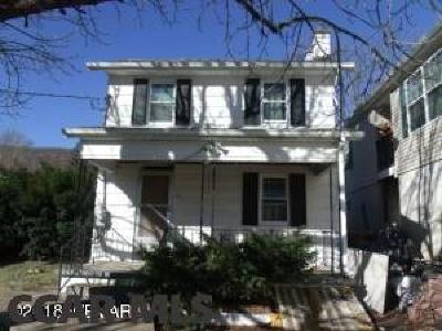 Bellefonte PA Single Family Home For Sale: $64,900