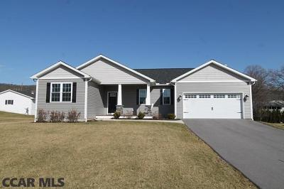 Single Family Home For Sale: 107 Claren Court