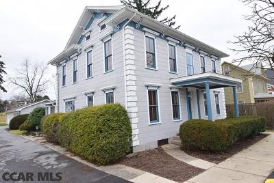 Centre Hall Single Family Home Active W/Contingencies: 101 Pennsylvania Avenue N