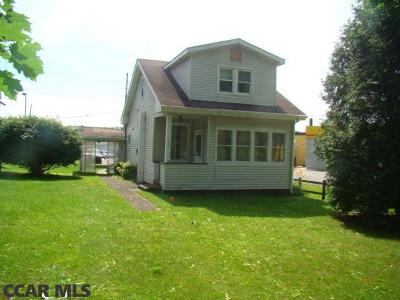 Philipsburg Single Family Home For Sale: 110 Moshannon Street