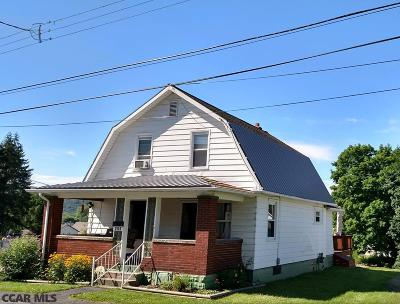 Single Family Home For Sale: 527 21st Street W