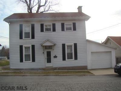 Single Family Home For Sale: 507 Blanchard Street