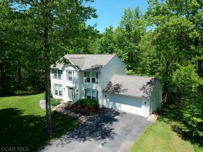 Single Family Home For Sale: 1612 Mountain Laurel Court