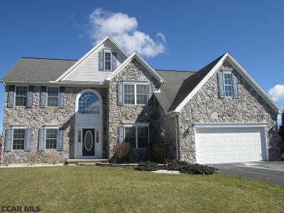 State College PA Single Family Home For Sale: $604,900