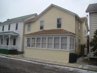 Philipsburg Single Family Home For Sale: 108 8th Street